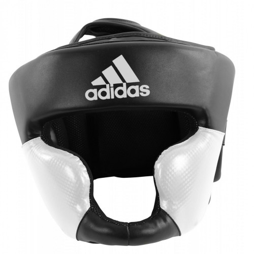 Боксерский шлем Adidas Response Black/White р. L